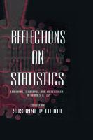 Reflections on Statistics PDF
