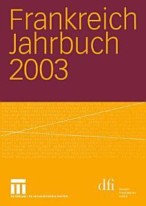 Frankreich Jahrbuch 2003 PDF