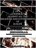 Proofs of a Conspiracy against all the Religions and Governments of Europe PDF