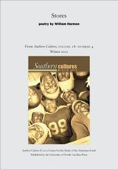 Stores: Poetry from Southern Cultures 18:4, Winter 2012