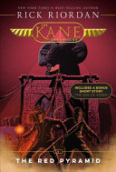 The Kane Chronicles  Book One The Red Pyramid  new cover