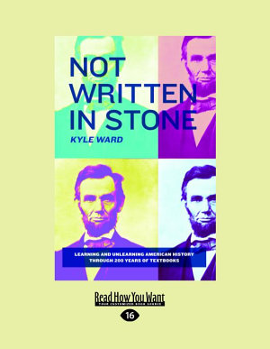 Not Written in Stone PDF