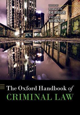 The Oxford Handbook of Criminal Law PDF