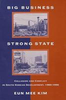 Big Business  Strong State PDF