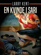En kvinde i sari
