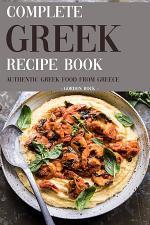 Complete Greek Recipe Book