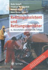 Rettungsassistent und Rettungssanitäter: Ausgabe 6