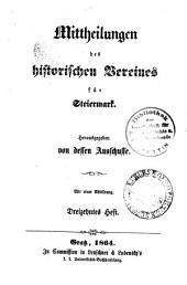 Mittheilungen: Bände 13-14