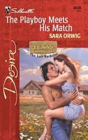 The Playboy Meets His Match PDF