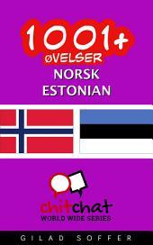 1001+ øvelser norsk - estonian