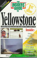 The Insiders  Guide to Yellowstone PDF
