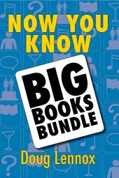 Now You Know — The Big Books Bundle: Now You Know Big Book of Answers / Now You Know Big Book of Answers 2