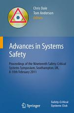 Advances in Systems Safety