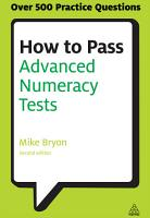 How to Pass Advanced Numeracy Tests PDF