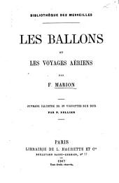 Les ballons et les voyages aériens