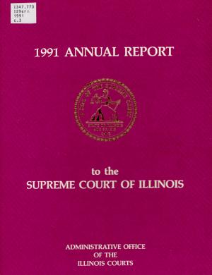 Annual Report to the Supreme Court of Illinois PDF
