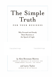 The Simple Truth about Your Business PDF