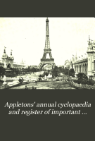 Appletons  Annual Cyclop  dia and Register of Important Events of the Year     PDF