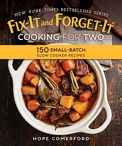 Fix It and Forget It Cooking for Two Book