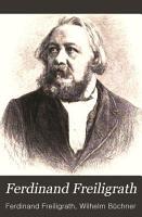 Ferdinand Freiligrath PDF