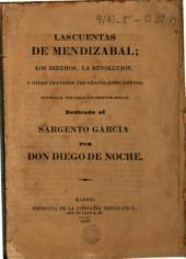 Las cuentas de Mendizabal: dedicado al Sargento García
