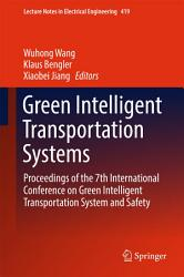 Green Intelligent Transportation Systems Book PDF