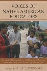 Voices of Native American Educators PDF