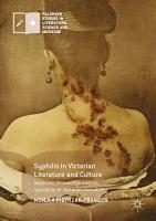 Syphilis in Victorian Literature and Culture PDF