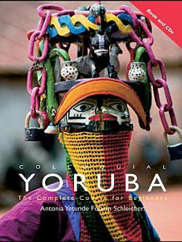 Colloquial Yoruba  eBook And MP3 Pack  PDF