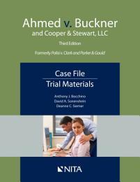 Ahmed v. Buckner and Cooper & Stewart, LLC