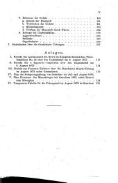 Commissarischer bericht über die erkrankungen durch minegase bei der Graudenzer mineurübung im August 1873--.