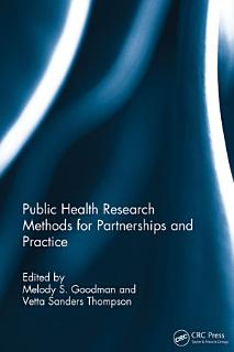 Public Health Research Methods for Partnerships and Practice Book