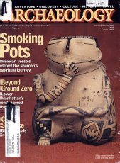 ARCHAELOLOGY   Publication of the Archaeological Institute of America  September  October 2002  PDF