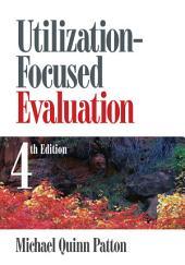 Utilization-Focused Evaluation: Edition 4