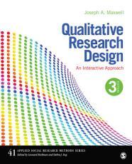 Qualitative Research Design  An Interactive Approach PDF