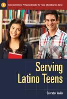 Serving Latino Teens PDF