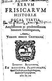Rerum frisicarum historiae: Volume 2