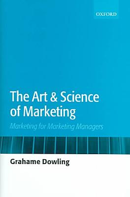 The Art and Science of Marketing PDF