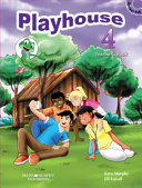 Playhouse   Teacher s Book with Answer Key CD Pack   Level 4 PDF