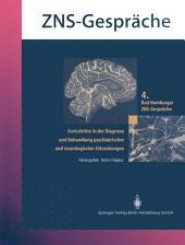4. Bad Homburger ZNS-Gespräche: Fortschritte in der Diagnose und Behandlung psychiatrischer und neurologischer Erkrankungen