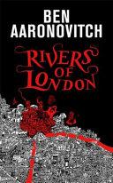 Rivers of London  10th Anniversary Ed