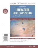Literature for Composition  Books a la Carte Plus REVEL    Access Card Package PDF