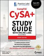 CompTIA CySA+ Study Guide with Online Labs