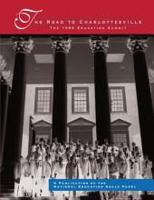 The Road to Charlottesville: The 1989 Education Summit