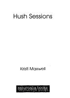 Hush Sessions PDF