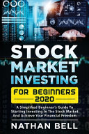 Stock Market Investing for Beginners 2020 Book