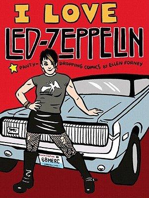 Download I Love Led Zeppelin Book