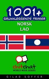 1001+ grunnleggende fraser norsk - Lao
