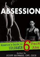 Absession   America s Guide to Ultimate 6 Pack Abs PDF