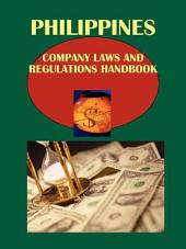 Philippines Company Laws and Regulations Handbook